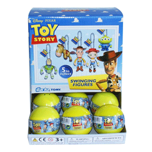 Gashabox Toy Story Llaveros