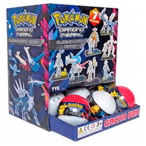 Gashabox Pokemon Diamond & Pearl 5