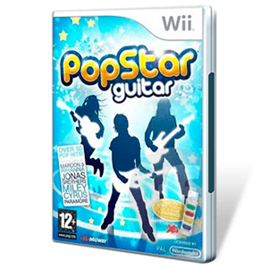 Pop Star Guitar