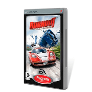 Burnout Legends (Platinum)
