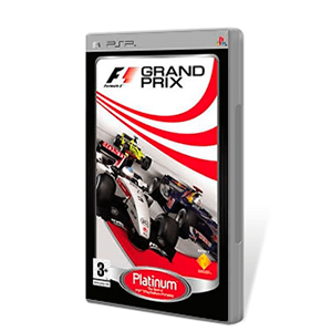F1 Grand Prix (Platinum)