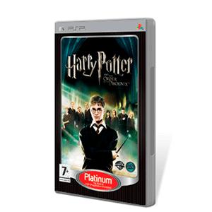 Harry Potter y la Orden del Fenix Platinum