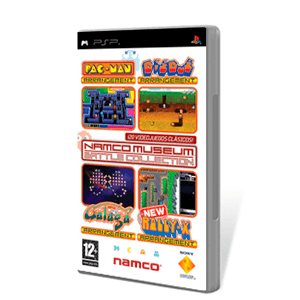 Namco Museum Battle Colletion