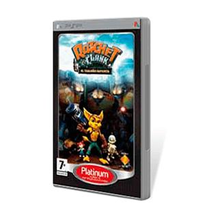 Ratchet & Clank: El Tamaño Importa (Platinum)