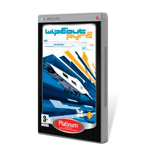 Wipeout Pure (Platinum)
