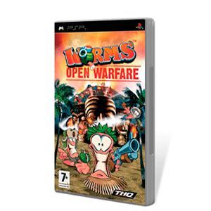 Worms : Open Warfare