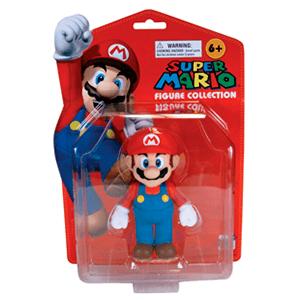 Mario Figura 12cm (varios modelos)