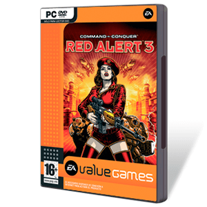 Command & Conquer Red Alert 3 Value Games