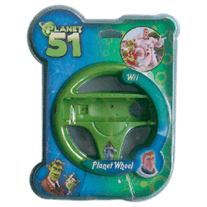 Volante Wii Planet 51