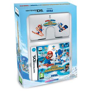 Mario & Sonic en los JJ.OO. de Invierno + Funda