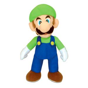Peluche Nintendo: Luigi