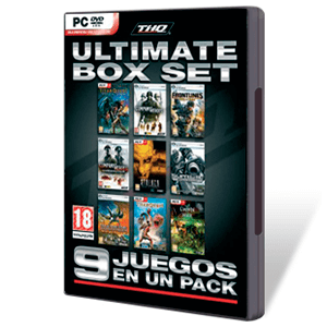 Pack 9 Juegos Ultimate Box Set