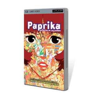 Paprika detective de los sueños