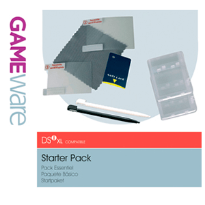 Starter Pack Para DS XL GAMEware