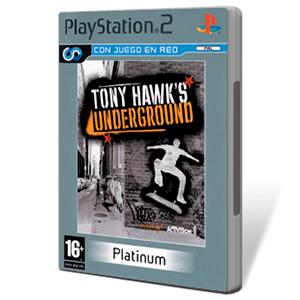 Tony Hawks Underground (Platinum)