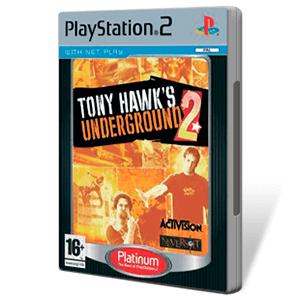 Tony Hawks Underground 2 (Platinum)