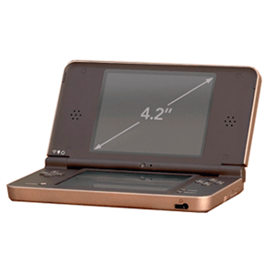 Nintendo Dsi XL Chocolate