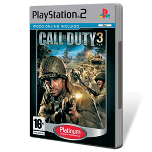 Call of Duty 3 Platinum