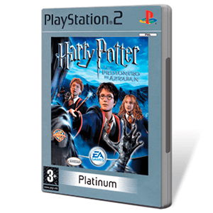 Harry Potter y el Prisionero de Azkaban (Platinum)