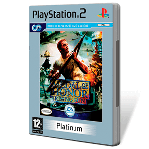 Medal of Honor: Rising Sun (Platinum)