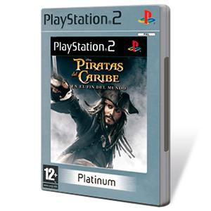 Piratas del Caribe: En el Fin del Mundo (Platinum)