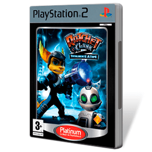 Ratchet & Clank 2 (Platinum)