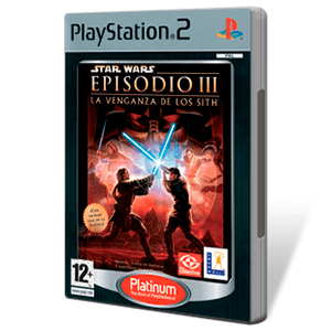 Star Wars Episodio III: La Venganza... (Platinum)