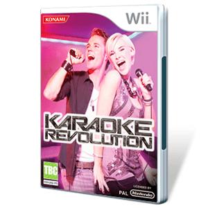 Karaoke Revolution + Microfono