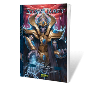 Starcraft: Primera Linea (Vol.3)