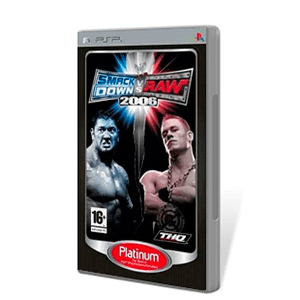 WWE Smackdown vs Raw 2006 Platinum