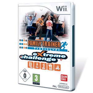 Family Trainer Xtreme Challenge Alone