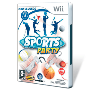 Zona de Juego: Summer Sports Party