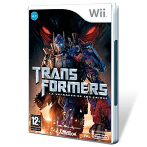 Transformers: Venganza de los Caídos