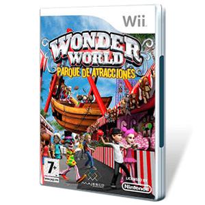 WonderWorld Parque de Atracciones