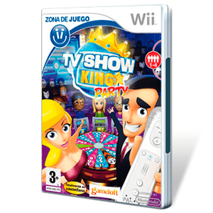 Zona de Juego: TV Show King Party