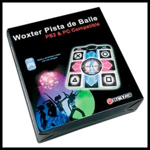 Alfombra de Baile para PS2 y PC Woxter