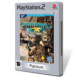 Socom II (Platinum)