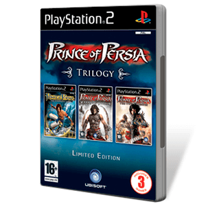 Pack Prince of Persia Trilogy