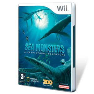 Sea Monsters (Nat Geo)