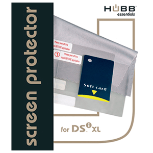 Hubb Essentials: Protector de Pantalla DS XL