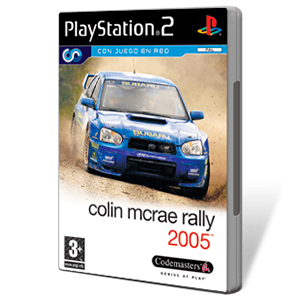 Colin McRae Rally 2005 (Platinum)