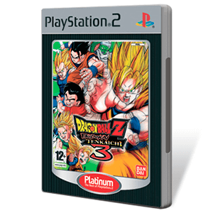 Dragon Ball Budokai Tenkaichi 3 (Platinum)