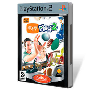 Eye Toy: Play 2 (Platinum)
