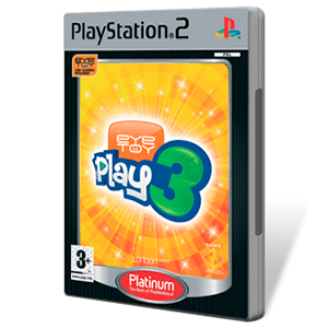 Eye Toy: Play 3 (Platinum)