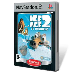 Ice Age 2: El Deshielo (Platinum)