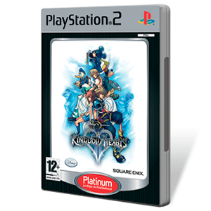 Kingdom Hearts 2 (Platinum)