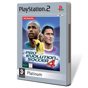Pro Evolution Soccer 4 (Platinum)