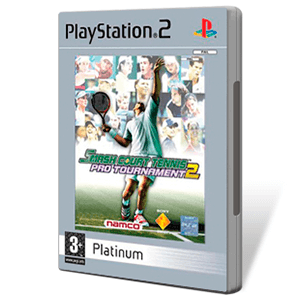 Smash Court Tennis: Pro Tournament 2 (Platinum)