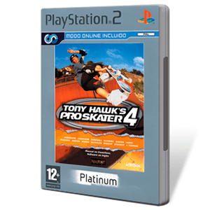 Tony Hawks Pro Skater 4 (Platinum) (Reactivate)
