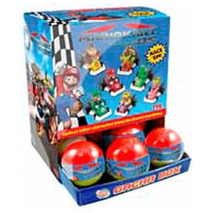 Gashabox Coche Mario Karts DS